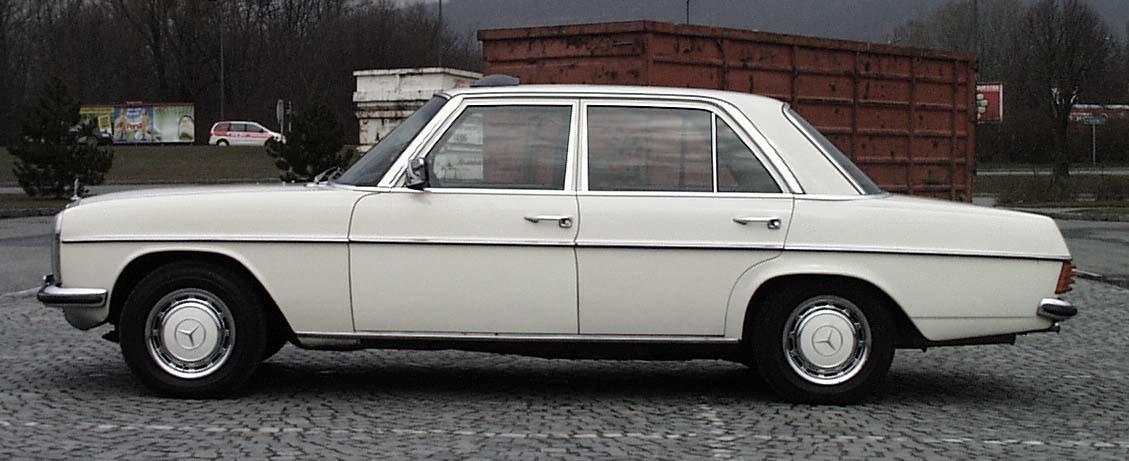 Mercedes Benz >> Mein